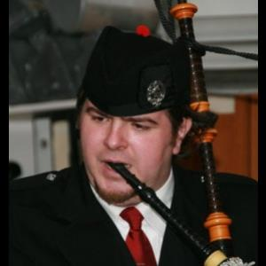 Bryan Crable - Bagpiper - Oak Ridge, TN
