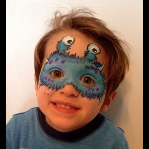 Delaware Face Painter | Delaware Face Painting