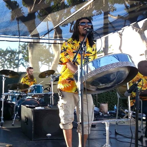 Irie Earth Steel Drum Entertainment - Caribbean Band - San Dimas, CA
