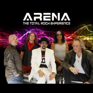 Arena: The Total Rock Experience - Cover Band - San Diego, CA
