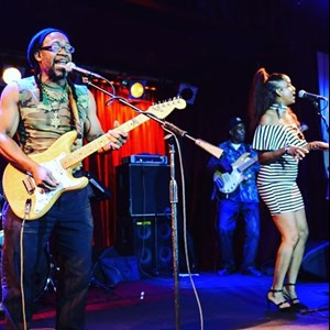 Brooklyn, NY Reggae Band |  Aljam  And The Reggaelution Band