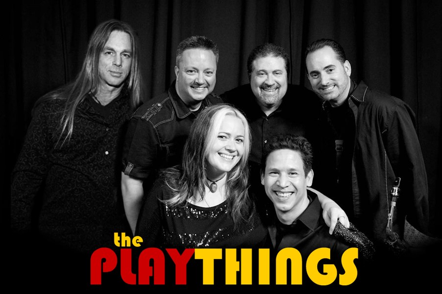 The PlayThings - Cover Band - Brentwood, CA