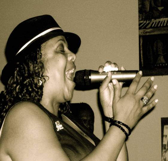 Lady Coco and Rhythm In Black - Jazz Band - Los Angeles, CA