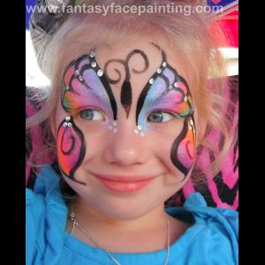 Fantasy Face Painting - Face Painter - Ladysmith, VA