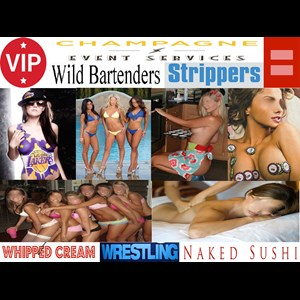 Santa Monica, CA Bartender | VIP Party staff: bartenders/ dancers * BODY sushi