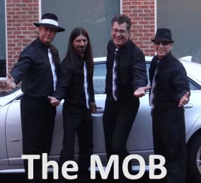 The MOB dance band - Dance Band - Orlando, FL
