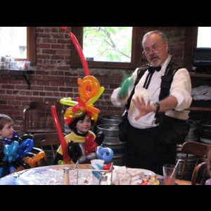 Reno Magician | Sir Lantz-Magician And Master Balloon Artist
