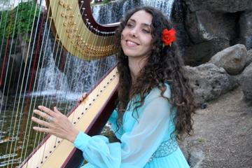Tatyana Shapiro - HARP | Kahului, HI | Classical Harp | Photo #1