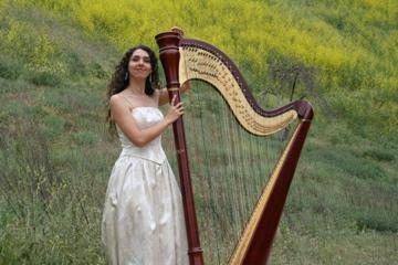 Tatyana Shapiro - HARP | Kahului, HI | Classical Harp | Photo #4