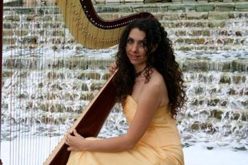 Tatyana Shapiro - HARP | Kahului, HI | Classical Harp | Photo #5