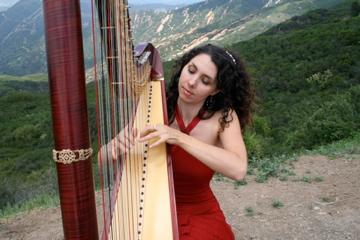 Tatyana Shapiro - HARP | Kahului, HI | Classical Harp | Photo #7