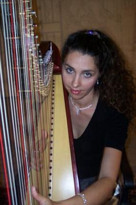 Tatyana Shapiro - HARP | Kahului, HI | Classical Harp | Photo #11