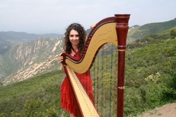 Tatyana Shapiro - HARP | Kahului, HI | Classical Harp | Photo #12