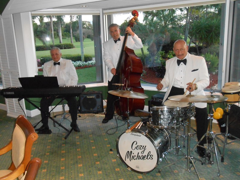 COZY MICHAELS TRIO - Jazz Band - Miami, FL