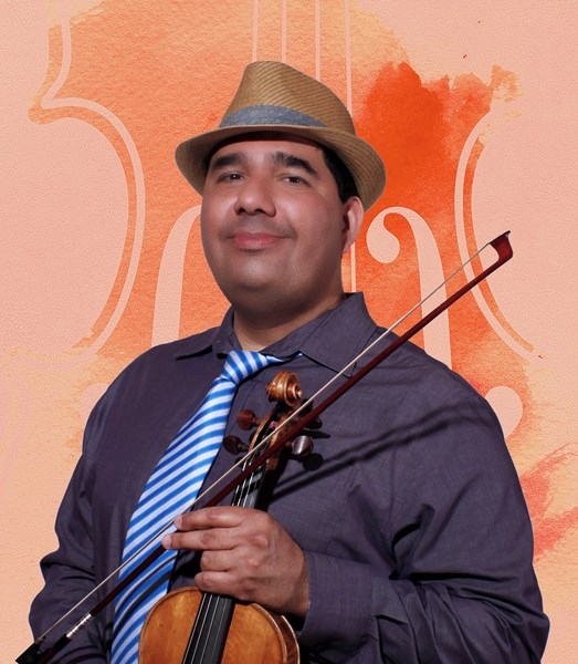 Rigo Murillo - Classical Violinist - Dallas, TX