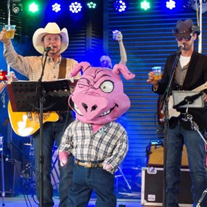 West Hamlin Country Band | Smokin' Ham Band