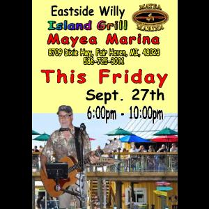 Anchorville Acoustic Guitarist | Eastside Willy