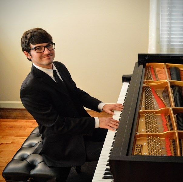 William Perry - Pianist - Tampa, FL