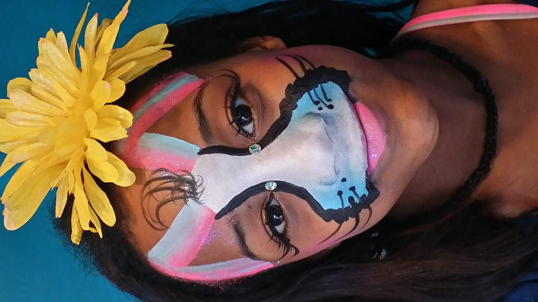 Paint Me Silly by Queen - Face Painter - Suitland, MD