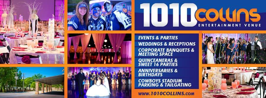 1010 Collins Entertainment Venue