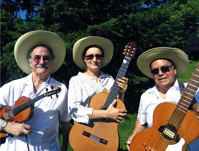 Paul Anastasio & Fire of Tierra Caliente - Mariachi Band - Seattle, WA