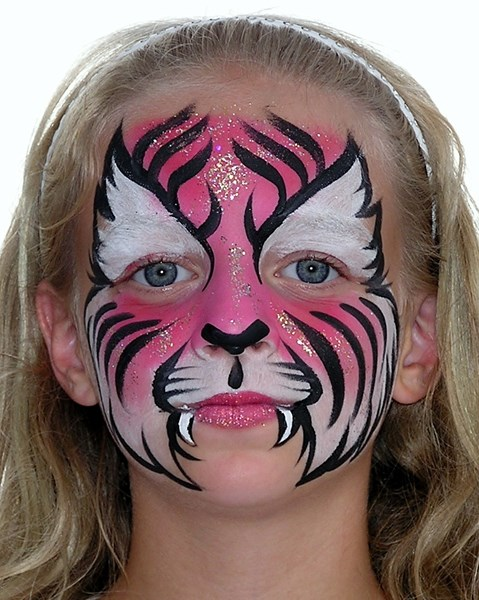 Dawn of a New Face Painting - Face Painter - Destin, FL