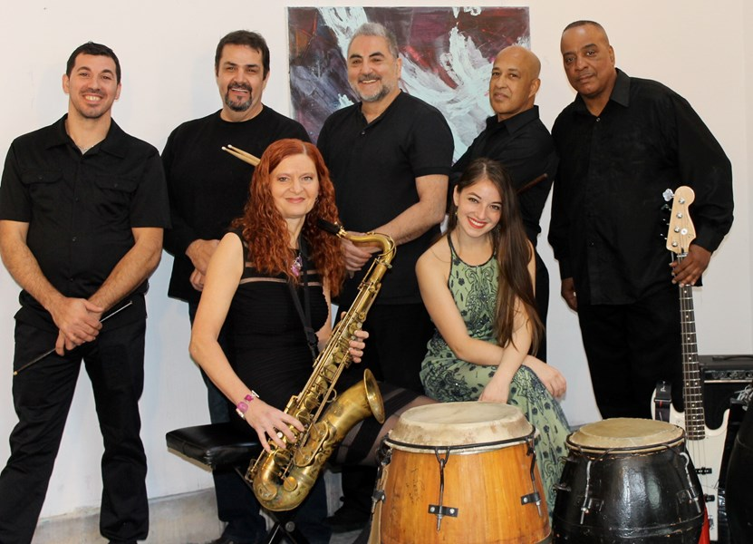 Afro-dysia - Jazz Band - East Meadow, NY