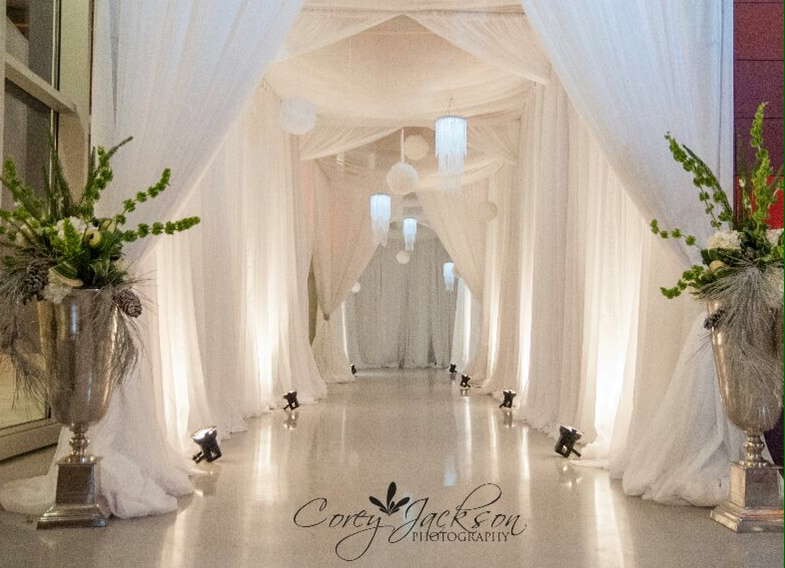 GYT Custom Draping Design Studio - Wedding Planner - Southaven, MS