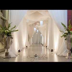 Southaven, MS Wedding Planner | GYT Custom Draping Design Studio