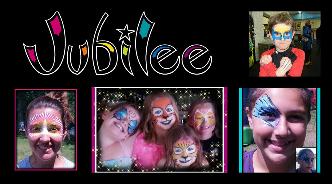 Jubilee - Face Painter - Milwaukee, WI