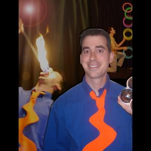 The Crazy Tie Guy: Nathan Dorrell - Juggler - Tullahoma, TN