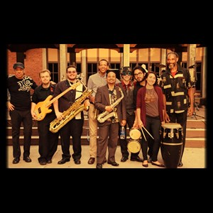 Oregon House Big Band | Carlos McCoy Latin Jazz Band