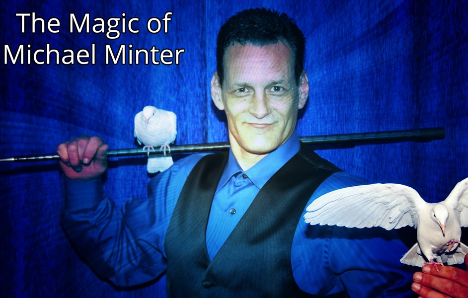 The Magic Of Michael Minter, Master Magician - Magician - New York City, NY
