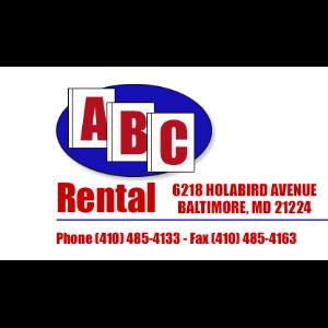 ABC Rental - Bounce House - Baltimore, MD
