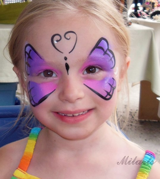 Milarts - Face Painter - Dallas, TX