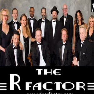 Driscoll 40s Band | The R Factor Formerly Rupert's Orchestra