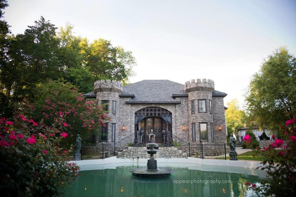 The Sterling Castle Venue Shelby Al