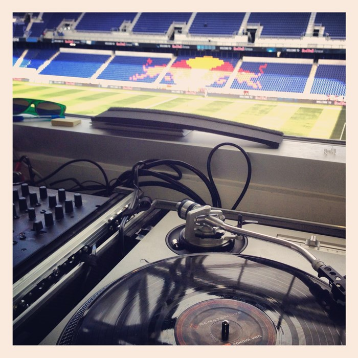 Red Bull Arena - MLS Playoffs