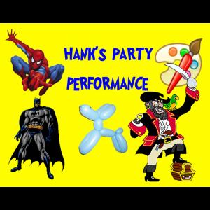 Hank's Party Performance! - Costumed Character - Garden Grove, CA
