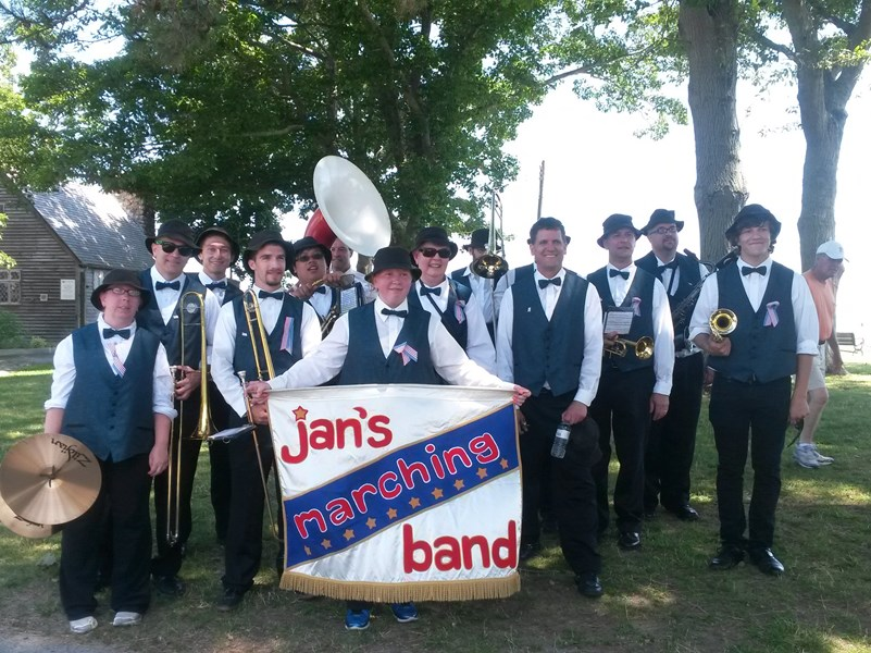 Jan's Marching Band - Marching Band - Worcester, MA