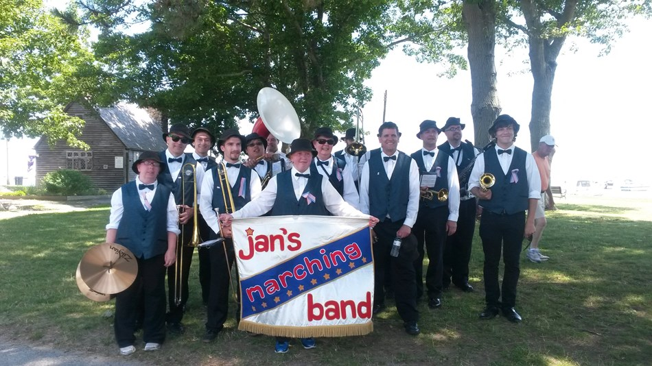 Jan's Marching Band