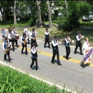Grosvenor Dale Dixieland Band | Jan's Marching Band