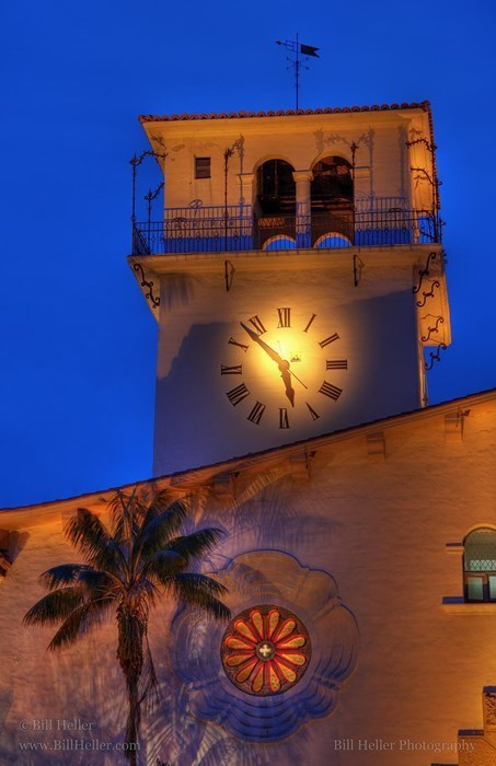 Santa Barbara Courthouse / Venue