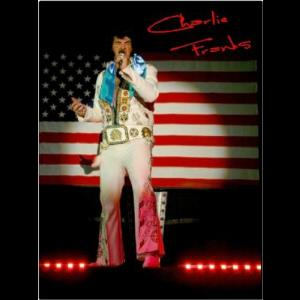 "Charlie Franks - ""He Never Left the Building!"" - Elvis Impersonator - Los Angeles, CA"