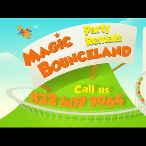 Magic Bounceland - Bounce House - Houston, TX