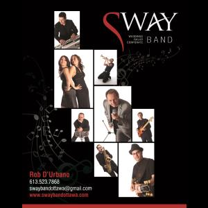 SWAY Band - Cover Band - Ottawa, ON