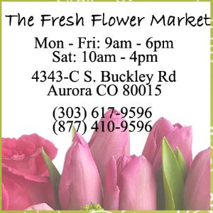 The Fresh Flower Market - Florist - Aurora, CO