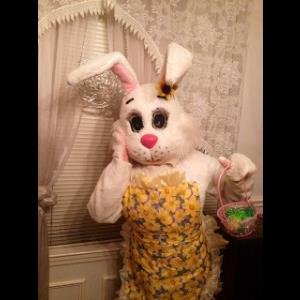 Mrs. Easter Bunny - Costumed Character - Dallas, TX
