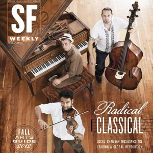 Classical Revolution - String Quartet - San Francisco, CA