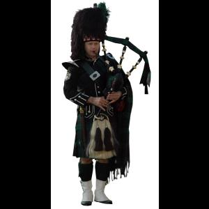 Washington Bagpiper | Bagpipes by Lobo Del Mar